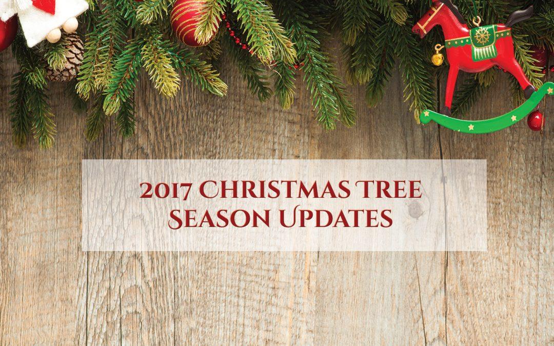 2017 Christmas Updates