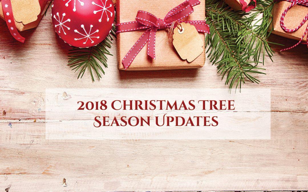 2018 Christmas Updates